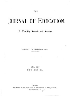 Journal of Education PDF