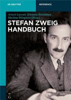 Stefan Zweig Handbuch PDF