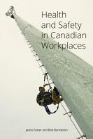 Health and Safety in Canadian Workplaces PDF