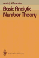 Basic Analytic Number Theory