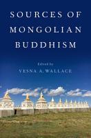 Sources of Mongolian Buddhism PDF