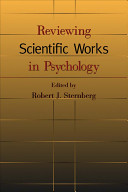 Reviewing Scientific Works in Psychology PDF