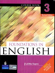 Foundations In English Course Book   3  Revised Edition   2 E PDF
