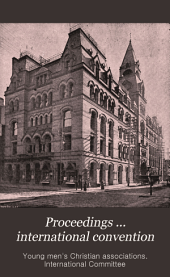 Proceedings ... International Convention: Volume 28