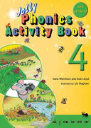 Jolly Phonics Activity Book 4 PDF