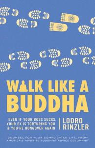 Walk Like a Buddha Book