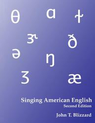 Singing American English Textbook For Diction For Singers Book PDF