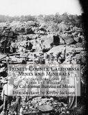 Trinity County, California Mines and Minerals