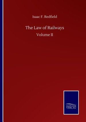 The Law of Railways