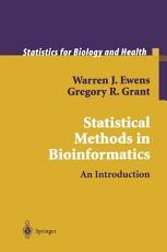 Statistical Methods in Bioinformatics PDF