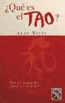 Que es el Tao    What is Tao  PDF