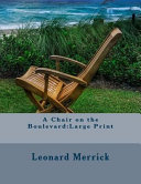 A Chair on the Boulevard PDF
