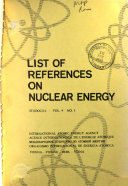 List of References on Nuclear Energy PDF