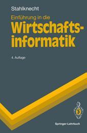 Einführung in die Wirtschaftsinformatik: Ausgabe 4