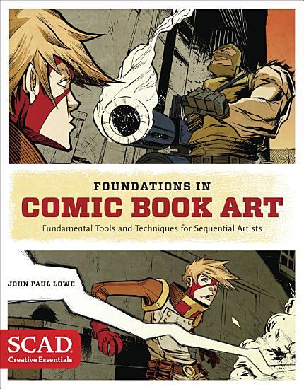 Foundations in Comic Book Art PDF