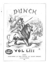 Punch: Or the London Charivari, Volume 53
