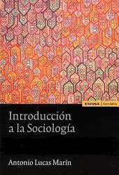 Introducción a la sociología: Para el estudio de la realidad social