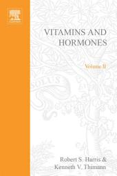 Vitamins and Hormones: Volume 2