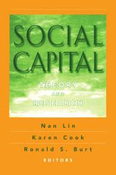 Social Capital: Theory and Research