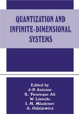 Quantization and Infinite Dimensional Systems PDF