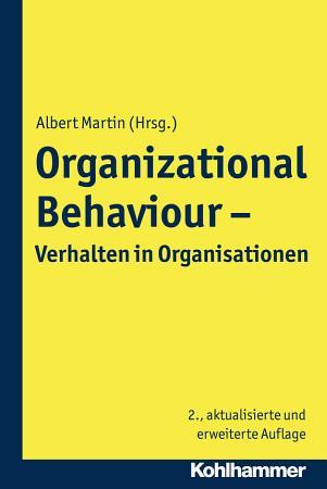 Organizational Behaviour   Verhalten in Organisationen PDF