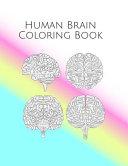 Human Brain Coloring Book Book