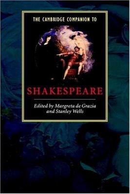 The Cambridge Companion to Shakespeare PDF