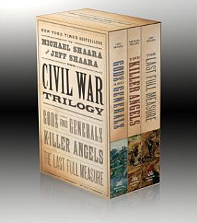 The Civil War Trilogy Book