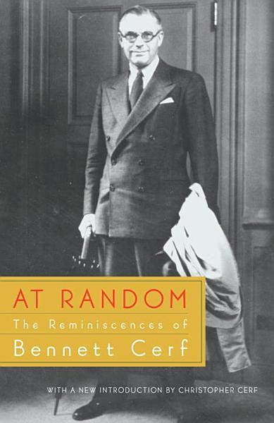 Download At Random Book