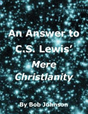 An Answer To C S Lewis Mere Christianity Book PDF