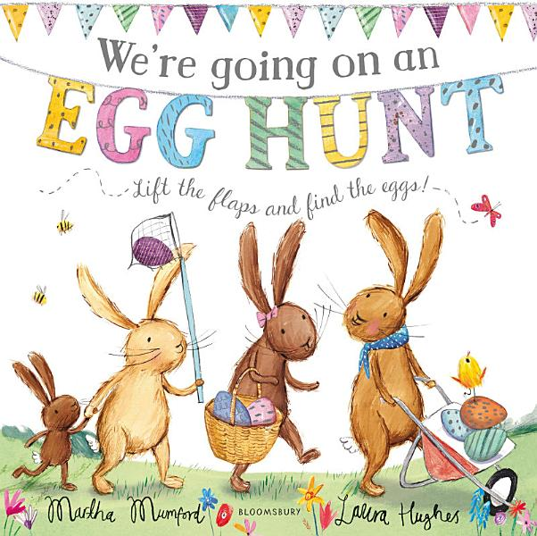 Download We re Going on an Egg Hunt Book