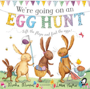 We re Going on an Egg Hunt