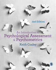 An Introduction to Psychological Assessment and Psychometrics PDF