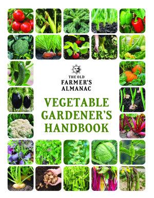 The Old Farmer s Almanac Vegetable Gardener s Handbook