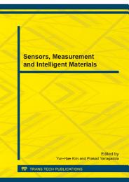 Sensors, Measurement and Intelligent Materials