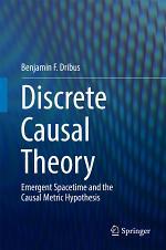 Discrete Causal Theory