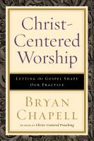 Christ Centered Worship PDF