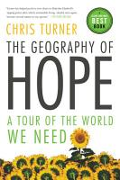 The Geography of Hope PDF