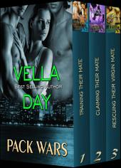 Pack Wars Boxed Set: Three Paranormal Werewolf Romances
