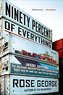 Ninety Percent of Everything Book