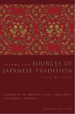 Sources of Japanese Tradition PDF