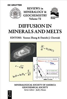 Diffusion in Minerals and Melts