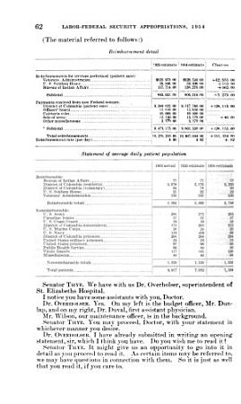 Labor Health  Education  and Welfare Appropriations for 1954  Hearings Before the Subcommittee of       83 1 on H R  5246 PDF