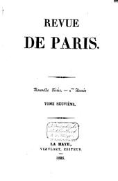 La revue de Paris: Volume 69