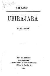 Ubirajara: lenda tupy