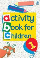 Activity Book for Children Book