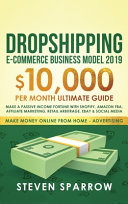 Dropshipping E-commerce Business Model 2019