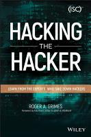 Hacking the Hacker PDF