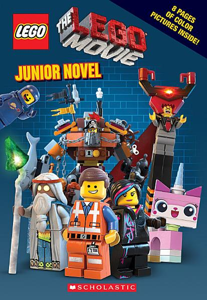 Junior Novel Lego The Lego Movie