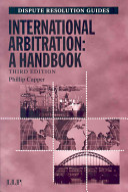 International Arbitration PDF